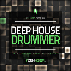 Zenhiser Deep House Drums