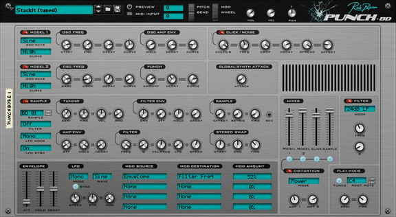 Rob Papen PunchBD-RE