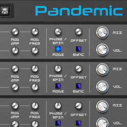 AirRaid Audio Pandemic