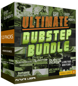 Future Loops Ultimate Dubstep Bundle