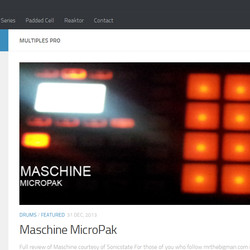 Multiples Pro Maschine MicroPak