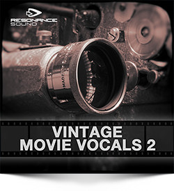 Resonance Sound Vintage Movie Vocals 2