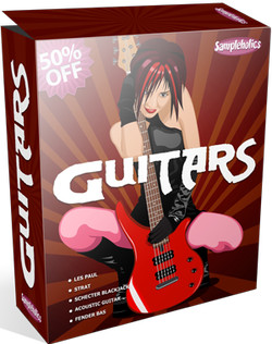 Sampleholics Guitars for RMX