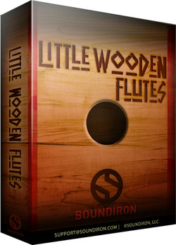 Soundiron Little Wooden Flutes