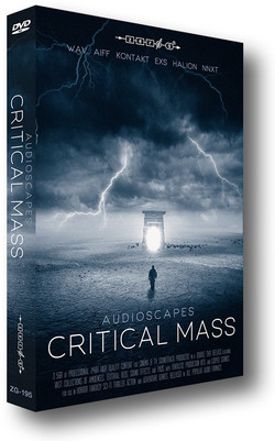 Zero-G Critical Mass Audioscapes