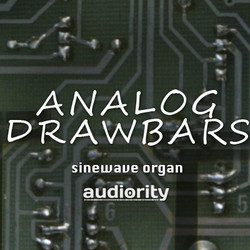Audiority Analog Drawbars