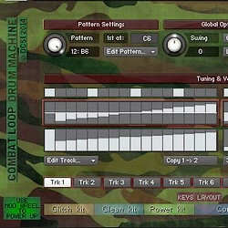 Combat Loop Drum Machine