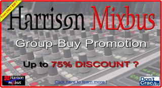 Harrison Mixbus Group Buy