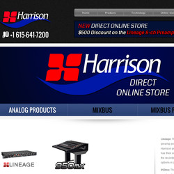 Harrison Direct Online Store