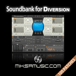 Miksa Music Soundbank for Diversion