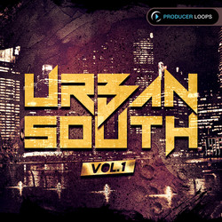 Producer Loops Urban South Vol 1