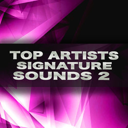 Top Artists' Signature Sounds Vol 2