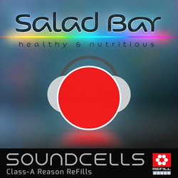 Soundcells Salad Bar ReFill