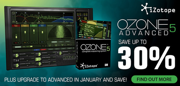Ozone 5 deals at Time+Space