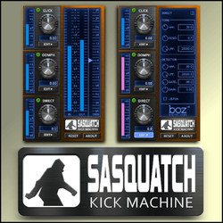 Sasquatch Kick Machine
