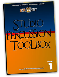 Studio Percussion Toolbox