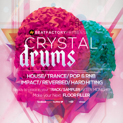 Beatfactory Crystal Drums