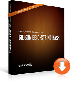 Gibson EB 5-String Bass for Dimension Pro