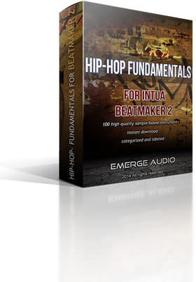 Emerge Audio Hip-Hop Fundamentals