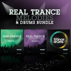 Real Trance Melodies & Drums Bundle