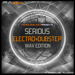Serious Electro & Dubstep Wav Edition