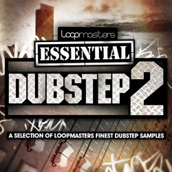 Loopmasters Essential Dubstep 2