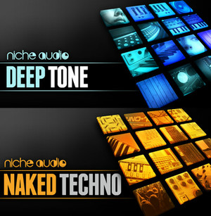 Niche Audio Deep Tone & Naked Techno