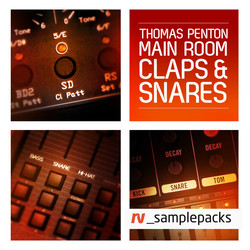 Thomas Penton Main Room Claps & Snares