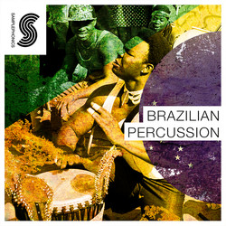 Samplephonics Brazilian Percussion Loops