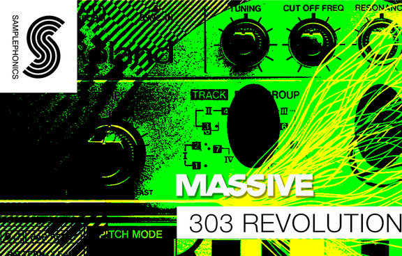 Samplephonics Massive 303 Revolution