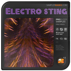 Samplerbanks Electro Sting