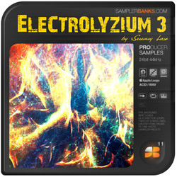 Samplerbanks Electrolyzium 3