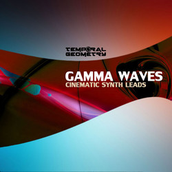 Gamma Waves Cinematic Synth Leads