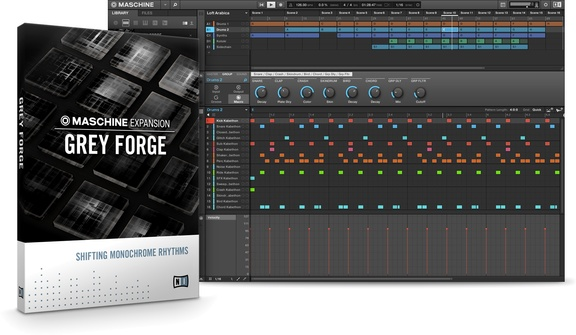 Native Instruments Grey Forge