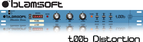 Blamsoft t00b Distortion