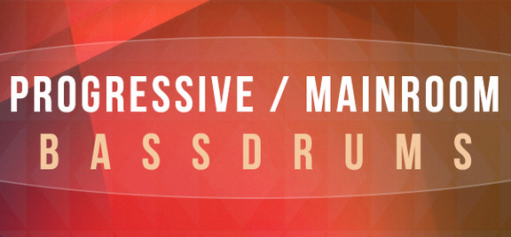 Jksound Progressive & Main Room Bass Drums