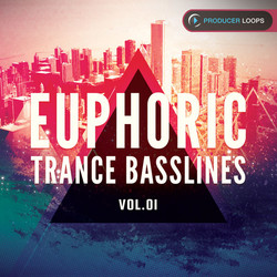 Producer Loops Euphoric Trance Basslines Vol 1