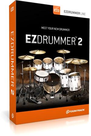 toontrack ezdrummer 2 virtual drum instrument announced. Black Bedroom Furniture Sets. Home Design Ideas