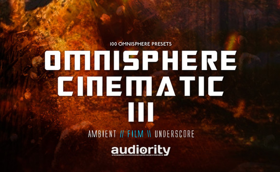 Audiority Omnisphere Cinematic III