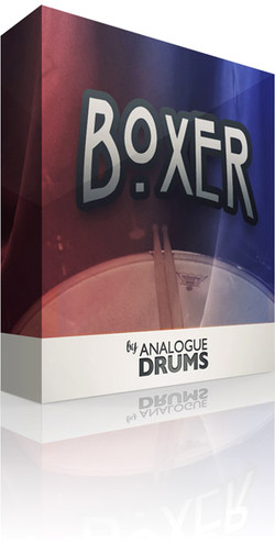Analogue Drums Boxer