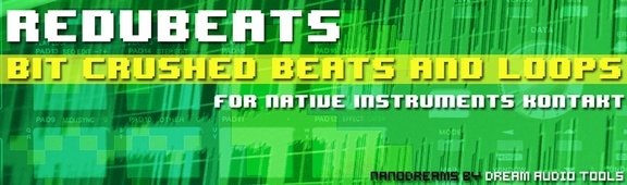 Dream Audio Tools Redubeats