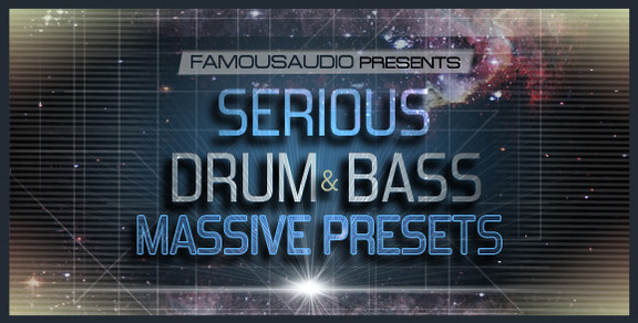 Serious Drum & Bass Massive Presets