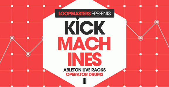 Loopmasters Kick Machines