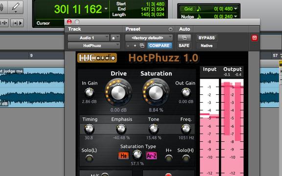 LVC-Audio HotPhuzz