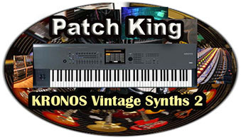 Kid Nepro Vintage Synths 2 for Kronos