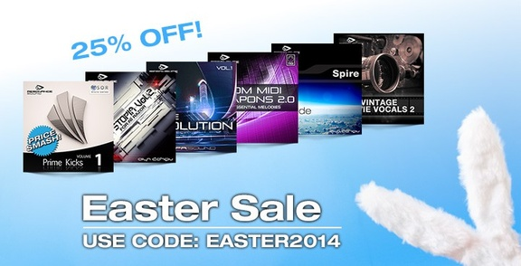Resonance Sound Easter Sale