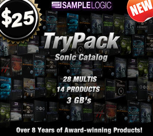 Sample Logic TryPack