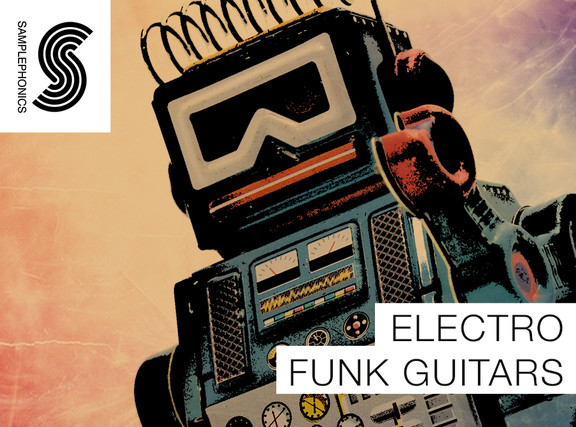 Samplephonics Electro Funk Guitars