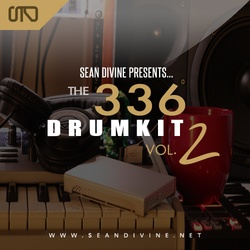 Sean Divine The 336 Drum Kit Vol. 2