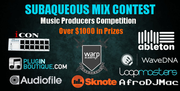 Subaqueous Mix Contest